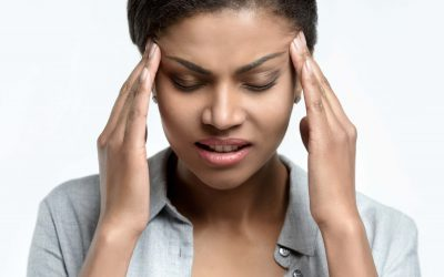 Women, headaches and stress