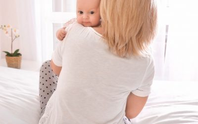 Back pain in new mums